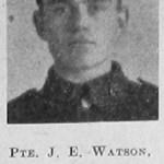 J E Watson