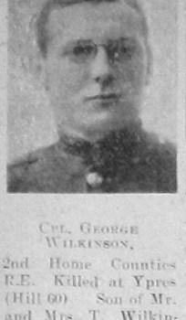 George Wilkinson