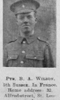A B Wilson