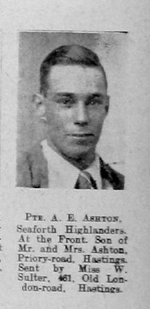 Albert Edward Ashton