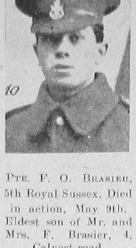 Frederick Owen Brazier