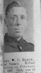 William Charles Brett