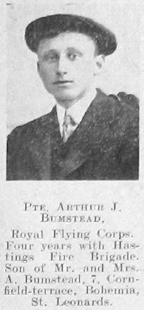 Arthur John Bumstead