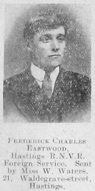 Frederick Charles Eastwood