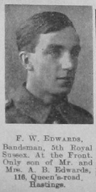F W Edwards