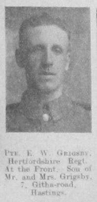 Ernest William Grigsby