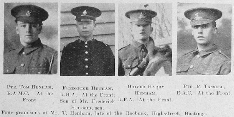 Henham & Tassell