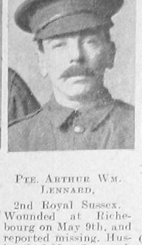 Arthur William Lennard