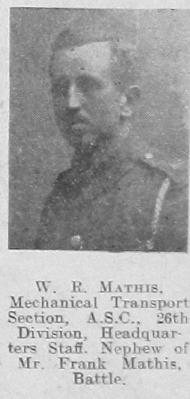 William R Mathis