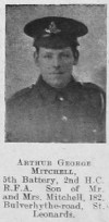 Arthur George Mitchell