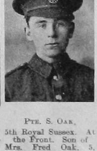 Sidney Oak