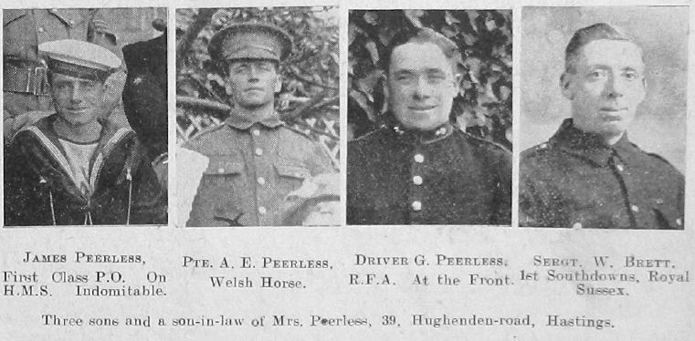 Peerless & Brett