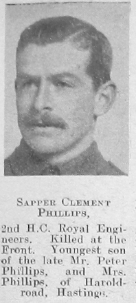 Clement Phillips