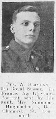 W Simmons