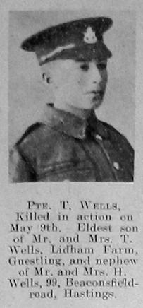 Thomas George Wells
