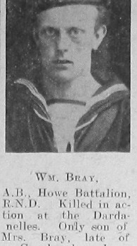 William Michael Bray