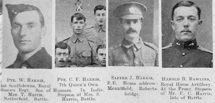 Harris & Rawlins