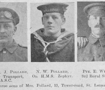 Pollard & Wilson