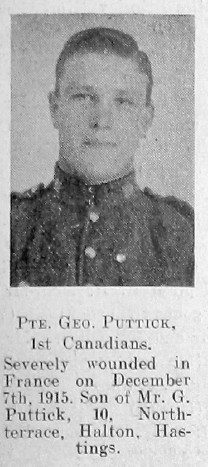 George Puttick