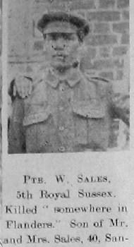 Alfred Sales