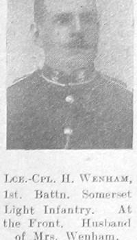 Henry Wenham