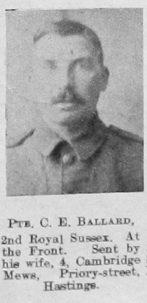 Charles E Ballard