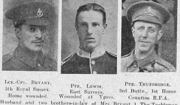Bryant, Lewis & Truebridge