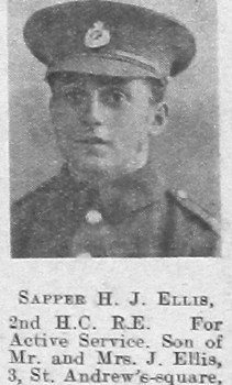 H J Ellis