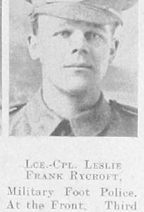 Leslie Frank Rycroft