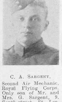Charles Augustus Sargent