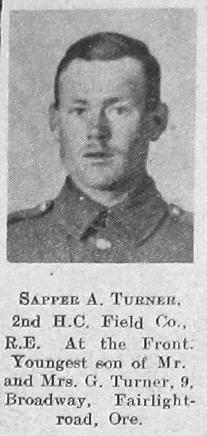 A Turner