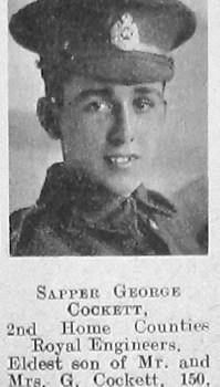 George Cockett