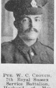 William C Crouch
