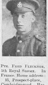 Frederick George Carrick Flecknoe