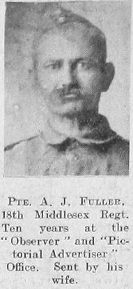 A J Fuller