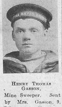 Henry Thomas Gasson