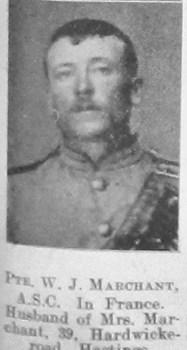 William J Marchant
