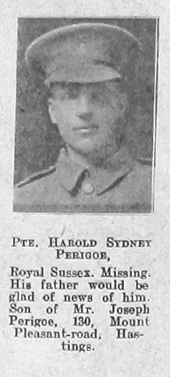 Harold Sydney Perigoe