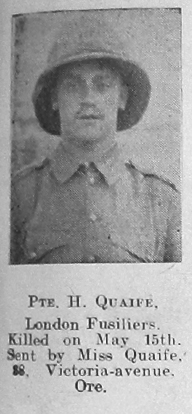 Horace Quaife
