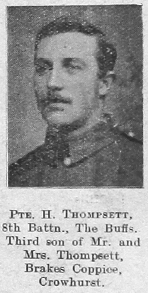 Thompsett, H