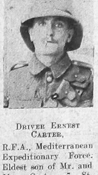 Ernest Carter