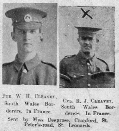 Cleavey