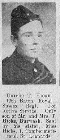 Thomas Hicks