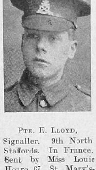 E Lloyd