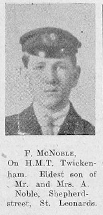F MC Noble