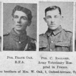 Oak & Ballard