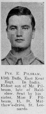 Ernest Pilbeam