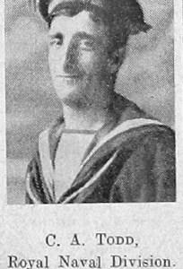 Charles Arthur Todd
