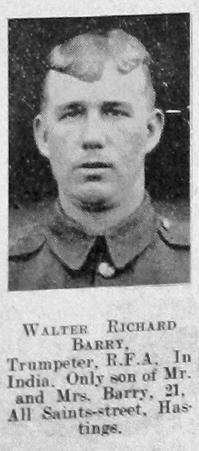Walter Richard Barry