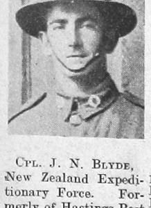 John Newton Blyde